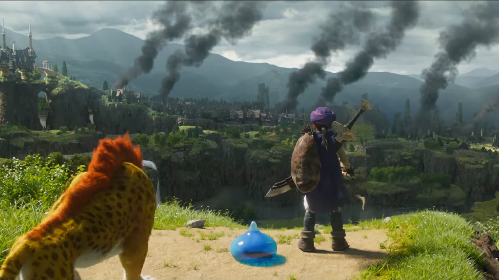Dragon Quest Your Story Gets A Second Trailer And A Poster Janbaaz