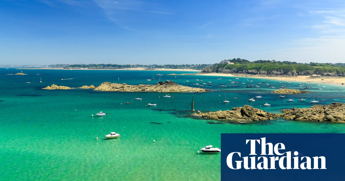 Getting Away From It All By Exploring >> Great Brittany Exploring The Emerald Coast Travel The Guardian